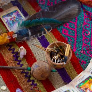 Create Sacred Space